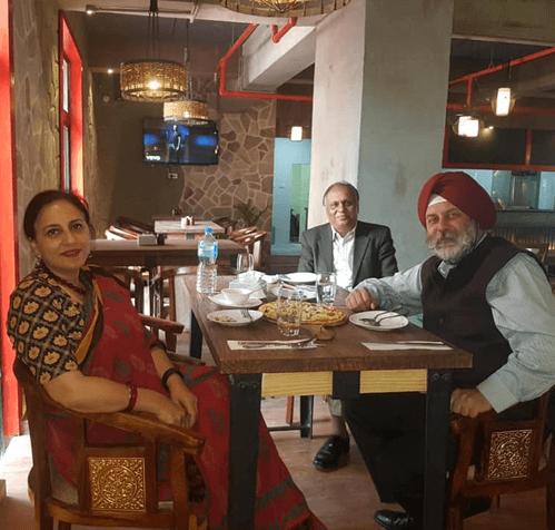 ambassador of india